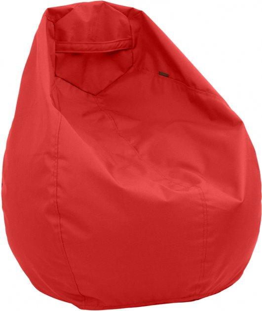 Крісло-мішок Сектор Груша Червоне - зображення 1