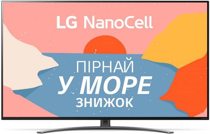 Телевізор LG 49NANO866NA - зображення 1