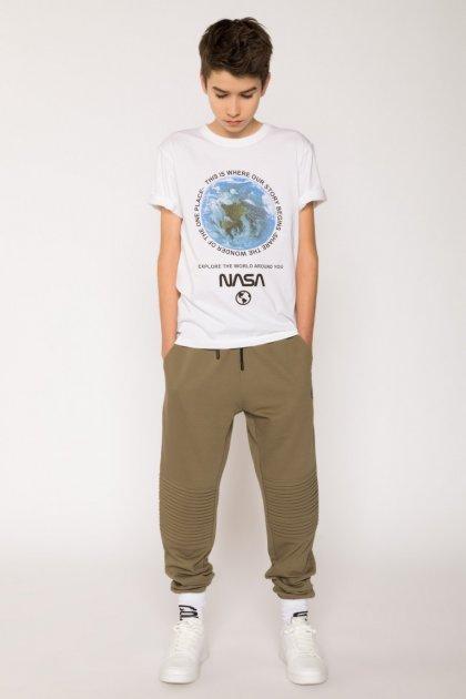 Спортивные штаны Reporter Young (211-0117B-16-582-1) 140 см. хаки - изображение 1