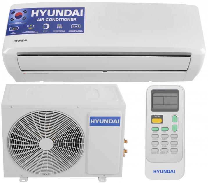 Кондиціонер HYUNDAI ARN07HQNUA/ARU07HQNUA - зображення 1