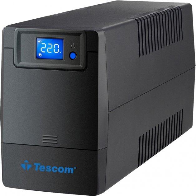 ДБЖ Tescom Leo II line-Interactive Pro LCD 850 BA (Leo850ALCD) - зображення 1