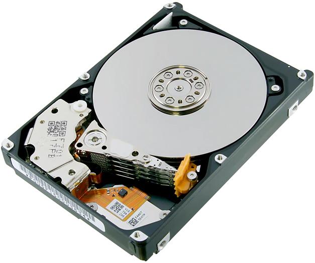 Жорсткий диск Toshiba Enterprise Performance 300GB 10500RPM 128MB 2.5 SAS (AL15SEB030N) - зображення 1