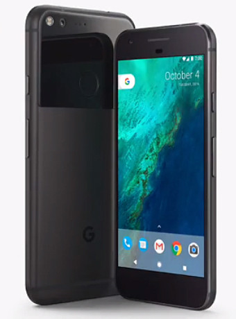 Смартфон Google Pixel 32GB (Quite Black) - зображення 1