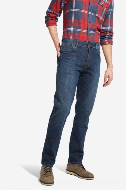 Джинси Wrangler Texas Straight Classic Fit (W1216497B) Синій 44-34 - зображення 1