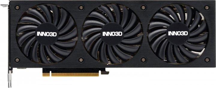 INNO3D PCI-Ex GeForce RTX 3080 Ti X3 OC 12GB GDDR6X (384bit) (1680/19000) (HDMI, 3 x DisplayPort) (N308T3-126XX-1810VA44) - зображення 1
