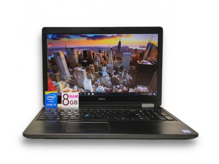 """Бізнес ноутбук Dell Latitude E5570 15.6"""" i5 6200U DDR4 8GB 500GB Б/У - зображення 1"""