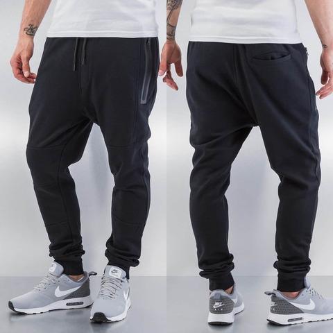 Спортивные штаны Chernyy Kot 1742BLACK Черный M - изображение 1