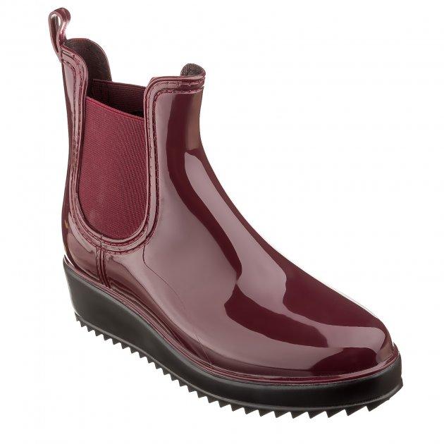 Резиновая обувь женские Casual Кеж-9020-191 bordo-191 38 Ар.91904138 - изображение 1