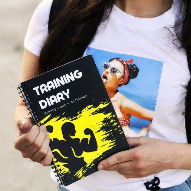 Багатофункціональний Щоденник Тренувань 2.0 від LightWeight (Training Diary) - зображення 1