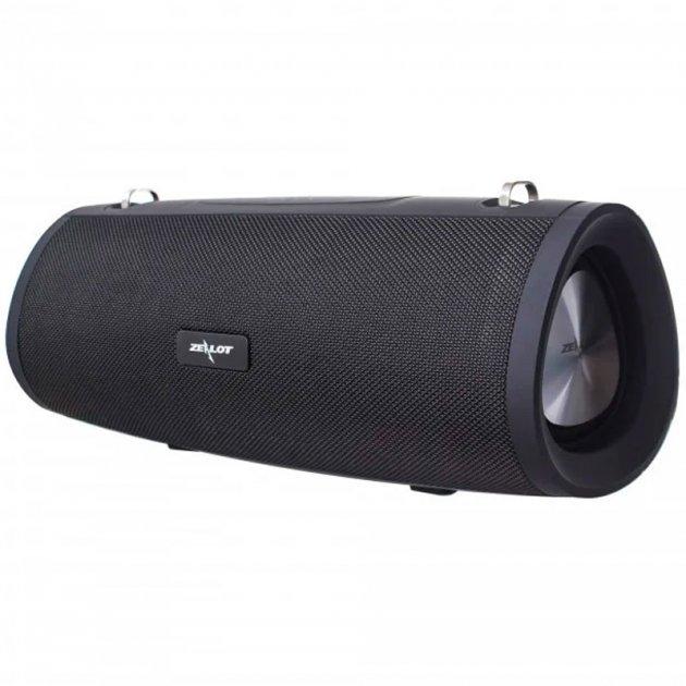 Портативная Bluetooth колонка OudioBop Zealot S39, Black - зображення 1