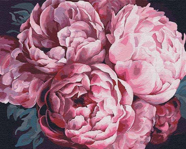 Картина по номерам Идейка Вдохновляющий аромат 40 x 50 см (КНО3015) (4820143948054)