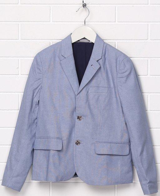 Пиджак Pepperts ld03500001 152 см Голубой (SHEK2000000237558) - изображение 1