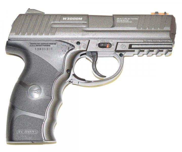 Пневматичний пістолет Borner W3000m (C-21) - зображення 1