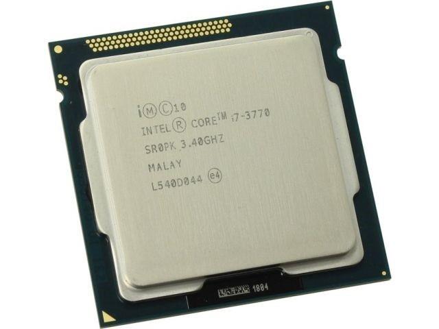 Процессор Intel Core i7-3770 3.4GHz/8MB/5GT/s (SR0PK) s1155 - зображення 1