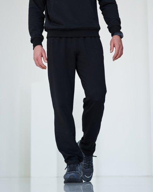 Спортивні штани тонкі GR8 active wear модель 5Т2-чорний розмір XL - зображення 1