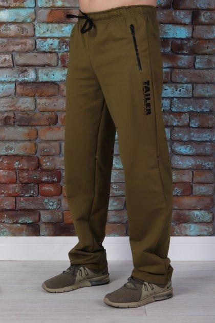 Спортивные трикотажные брюки Tailer 52 Хаки (298) - изображение 1