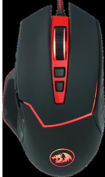 Мышь Redragon Inspirit 2 RGB IR USB Black/Red (77436) - изображение 1