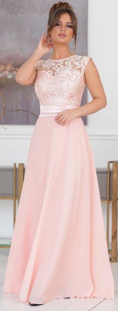 Платье New Fashion 2129 46 Пудра (2000000417455) - изображение 1