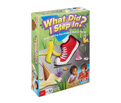 "Карткова гра ""What did I step in?"" (1111-01A) (00000149976) - зображення 1"
