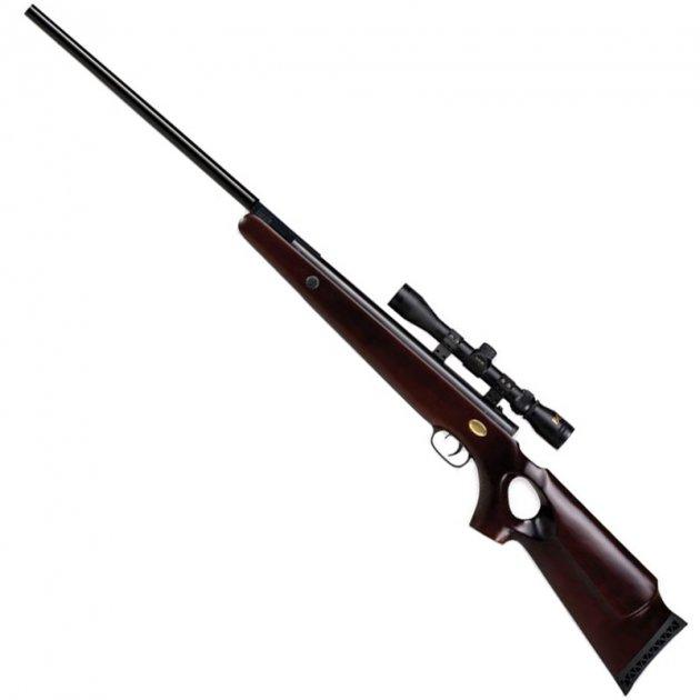 Гвинтівка пневматична з оптичним прицілом Beeman Bear Claw (3-9х32, 4.5 мм) - зображення 1