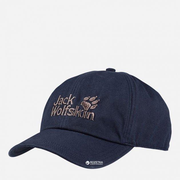 Кепка Jack Wolfskin Baseball Cap 1900671-1010 (4052936467347) - изображение 1