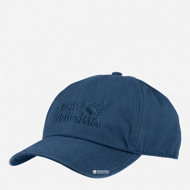 Кепка Jack Wolfskin Baseball Cap 1900671-1588 OS (4055001750986) - зображення 1