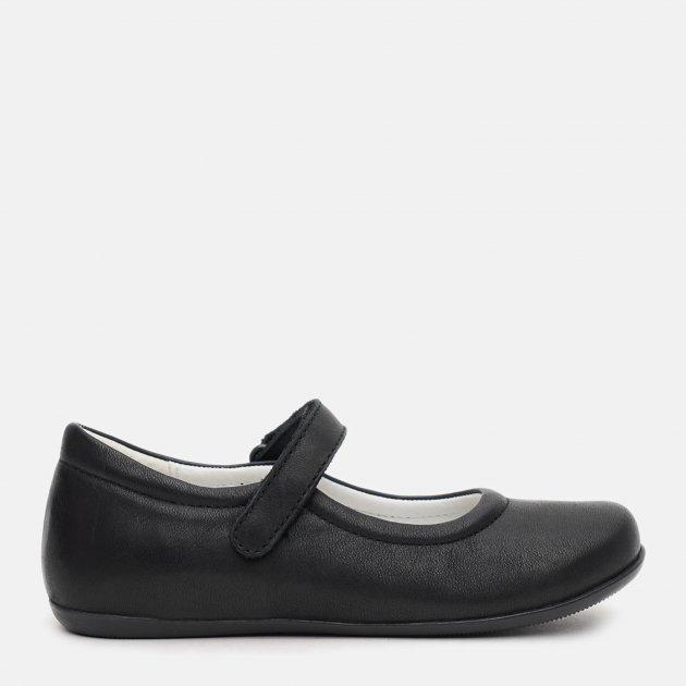 Туфлі шкіряні Primigi 4441133 32 Чорні (4441133320270) - зображення 1