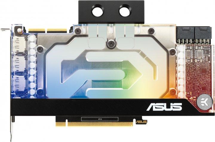 Asus PCI-Ex GeForce RTX 3090 EK WB 24GB GDDR6X (384bit) (1695/19500) (HDMI, 3 x DisplayPort) (RTX3090-24G-EK) - зображення 1