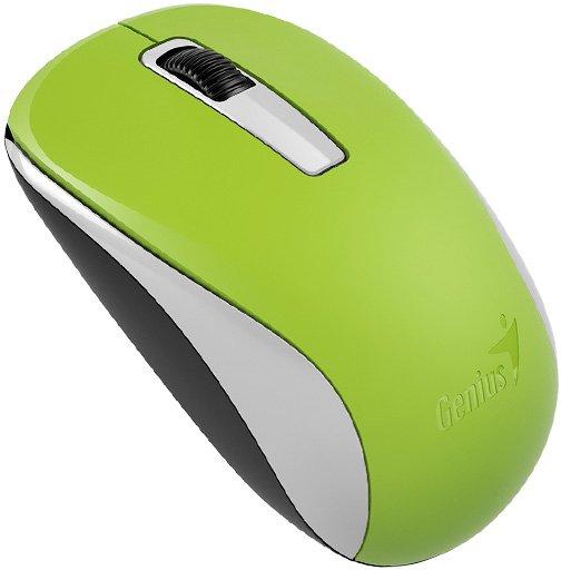 Миша Genius NX-7005 Green UKR (31030013404) - зображення 1