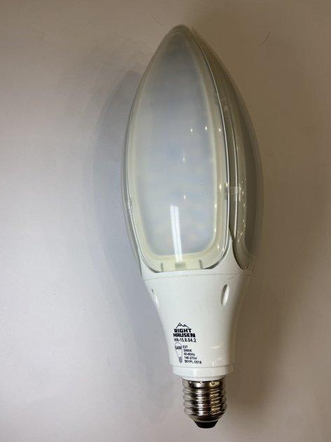 Лампа світлодіодна LED Right Hausen Platinum MAGNOLIA 54W, Е27, 5000К, 15.8.04.2 - зображення 1