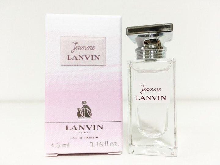 Lanvin Jeanne Lanvin edp 4.5 ml w Парфюмированная Женская - изображение 1