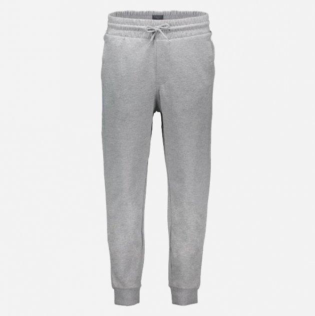 Спортивні штани Piazza Italia 27301-1655 M Grey Melange (2027301001046) - зображення 1