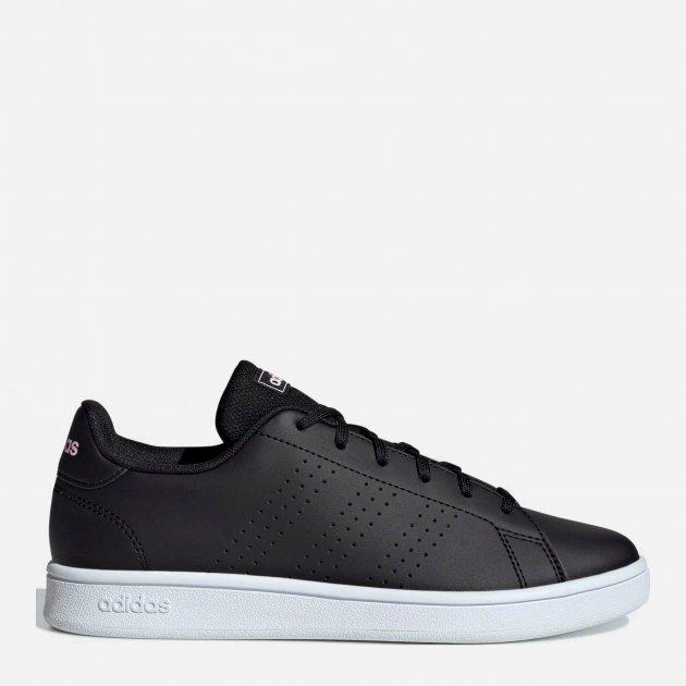 Кеды Adidas Advantage Base EE7511 36.5 (5) 23.5 см Cblack/Clpink/Ftwwht (4061616969170) - изображение 1