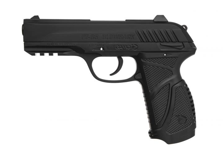 6111376-PI18 Пневматический пистолет GAMO PT-85 Комплект - изображение 1