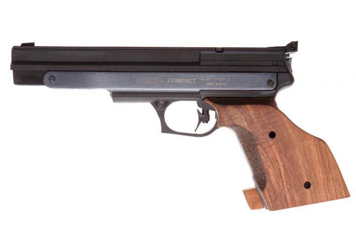 611027 Пистолет пневматический Gamo Compact - зображення 1