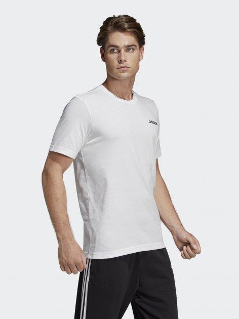 Футболка Adidas DQ3089 M White (4060515466667) - изображение 1