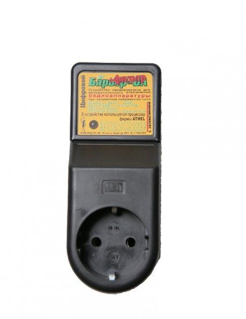 Реле напруги, відсікач напруги Бар'єр - DA r MAX для техніки і апаратуры - зображення 1