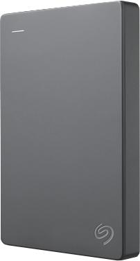 Жорсткий диск Seagate Basic 2TB STJL2000400 2.5 USB 3.0 External Gray - зображення 1
