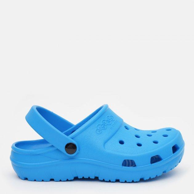 Кроксы Crocs Kids Jibbitz Presley Clog 202963-456-C13 30-31 19.1 см Голубые (887350767216) - изображение 1