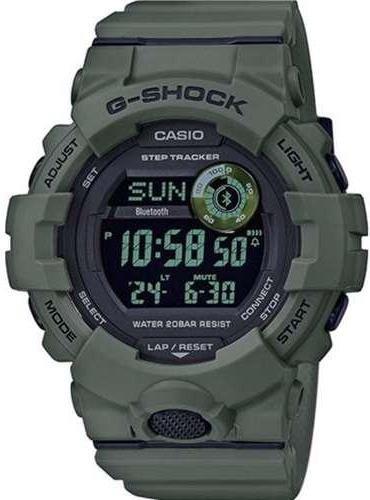 Чоловічі наручні годинники Casio GBD-800UC-3ER - зображення 1