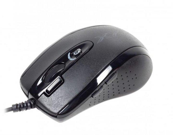 Мышь A4Tech X-710MK Black USB - изображение 1