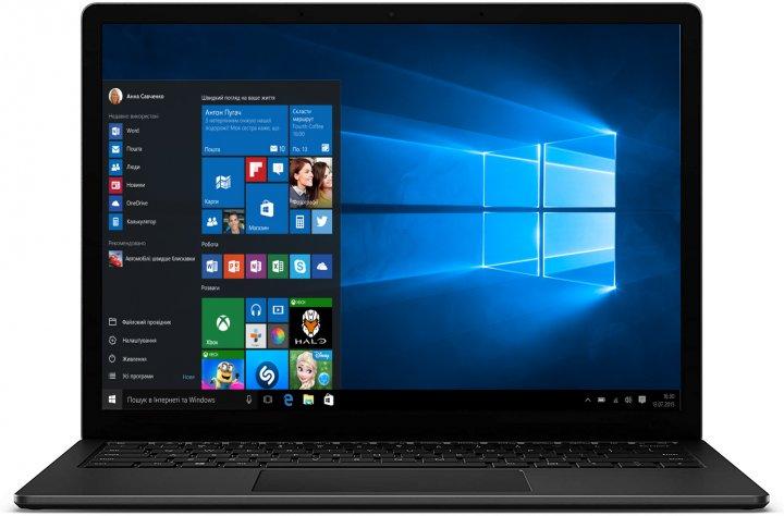 Ноутбук Microsoft Surface Laptop 4 (TFF-00024) Matte Black - зображення 1