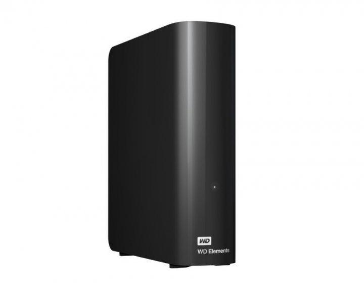 Внешний жесткий диск WD Elements Desktop 12TB USB 3.0 (WDBWLG0120HBK) - изображение 1