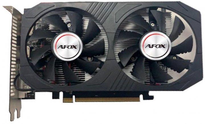 AFOX PCI-Ex Radeon RX 560 4GB GDDR5 (128bit) (1275/7000) (DVI, HDMI, DisplayPort) (AFRX560-4096D5H4) - изображение 1