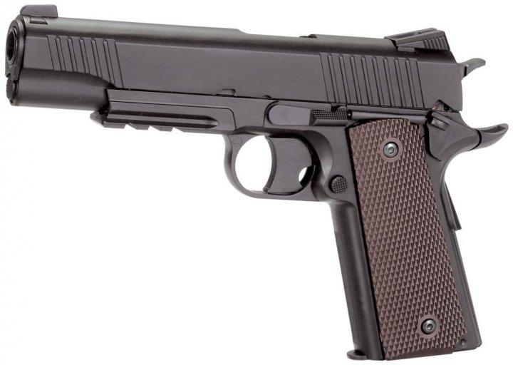 Пневматичний пістолет KWC M45 (COLT) - зображення 1
