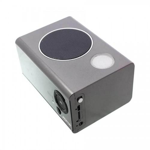 Портативная Bluetooth колонка Aspor A659 Graphite - зображення 1