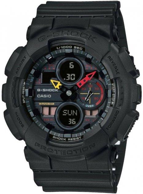 Мужские часы CASIO G-SHOCK GA-140BMC-1AER - изображение 1