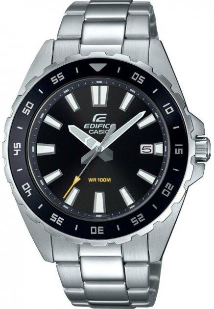 Мужские часы CASIO EDIFICE EFV-130D-1AVUEF - изображение 1