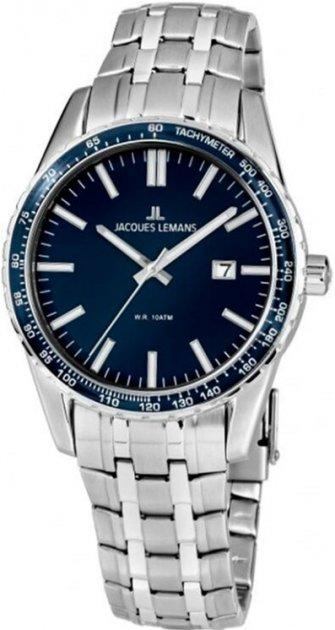 Мужские часы JACQUES LEMANS 1-2022I - изображение 1