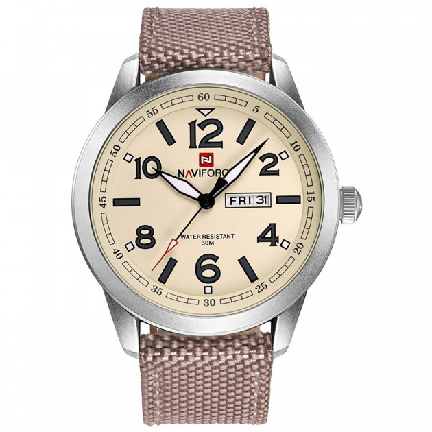Мужские часы Naviforce Forest SBY-NF9101 (9101SBY) - изображение 1